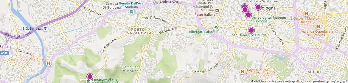 Bologna attractions