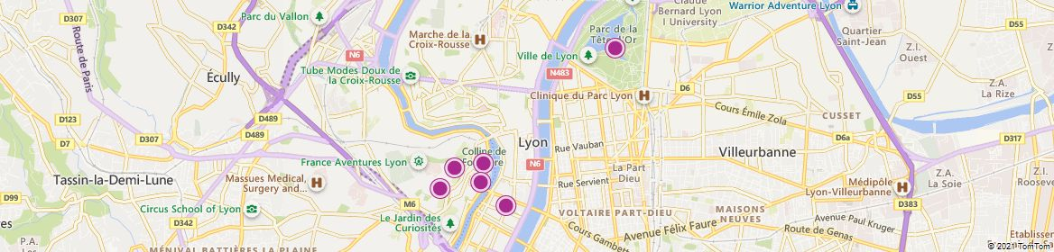 Lyon attractions