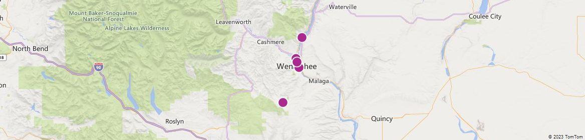 Wenatchee attractions
