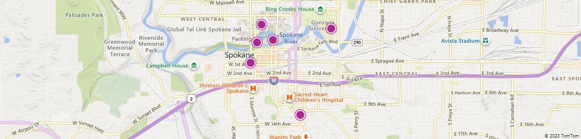 Spokane attractions