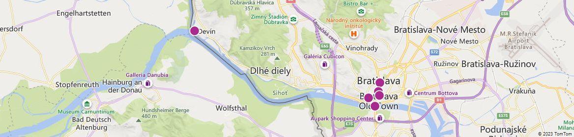 Bratislava attractions