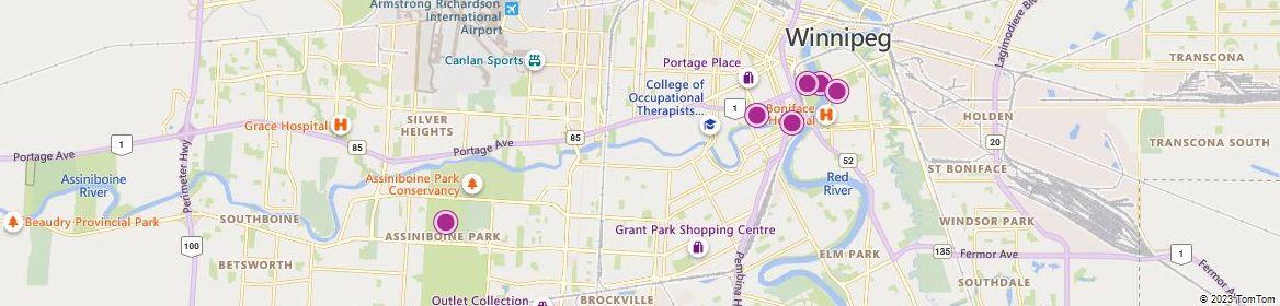 Winnipeg attractions