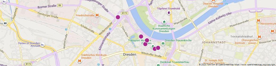Dresden attractions