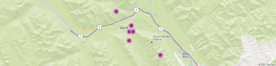 Banff attractions