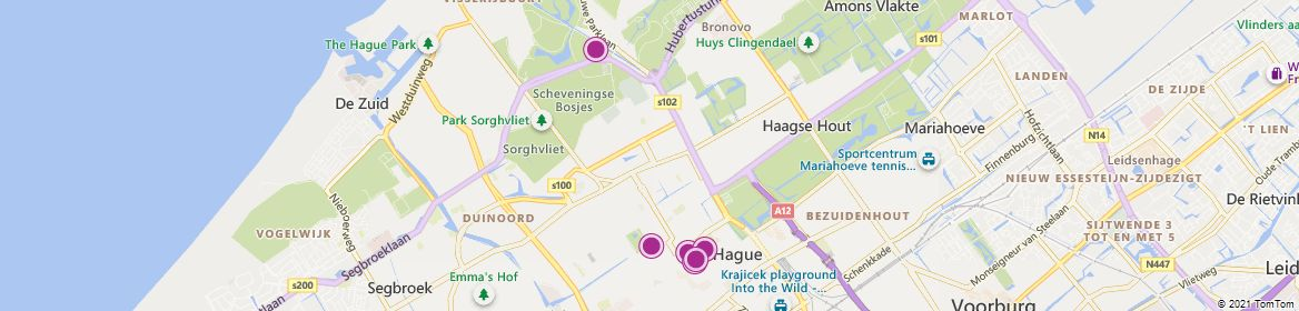 The Hague attractions