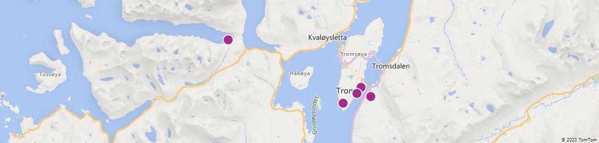 Tromsø attractions