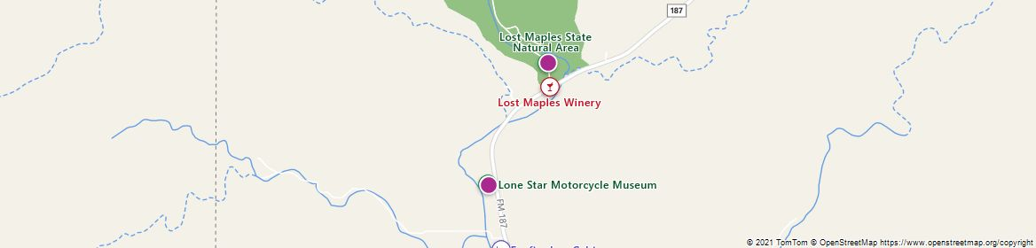 Things to do in Lost Maples State Natural Area