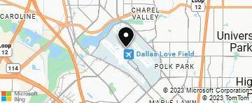 dallas love field - Bing