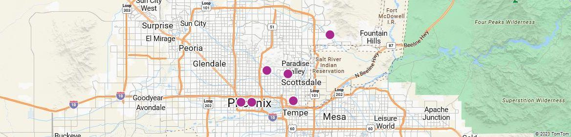 Points of Interest - Phoenix