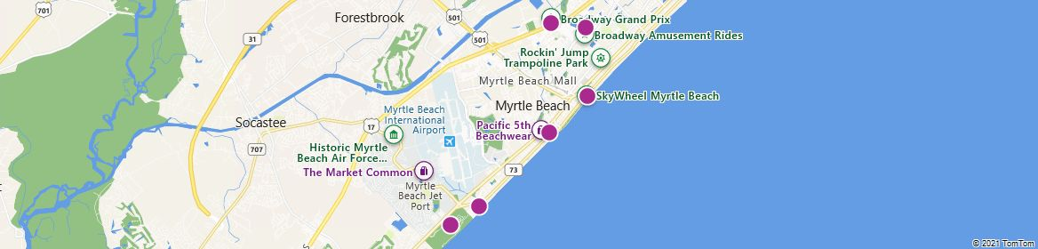 Things to do in myrtle beach south carolina