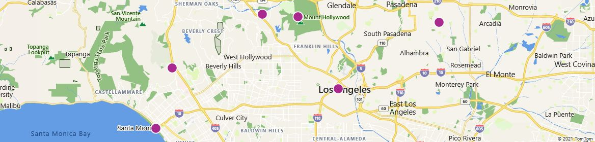 Things to do in la United States