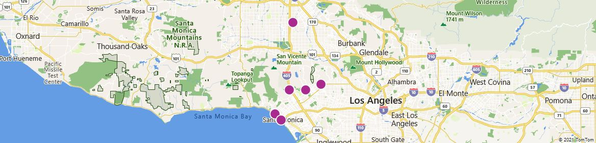calabasas california attractions