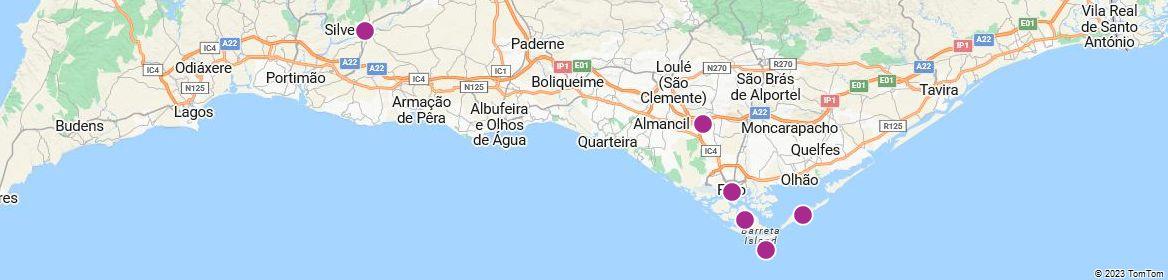Points of Interest - Faro