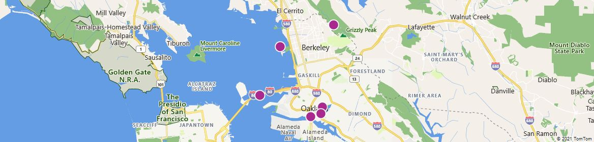 Things to do in city of berkeley