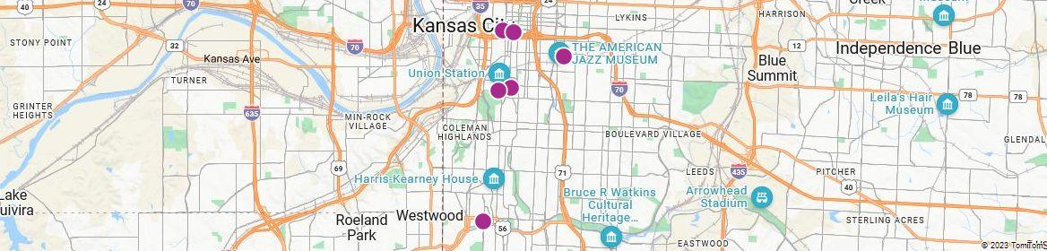 Points of Interest - Kansas City