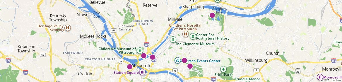 Things to do in pittsburgh Pennsylvania