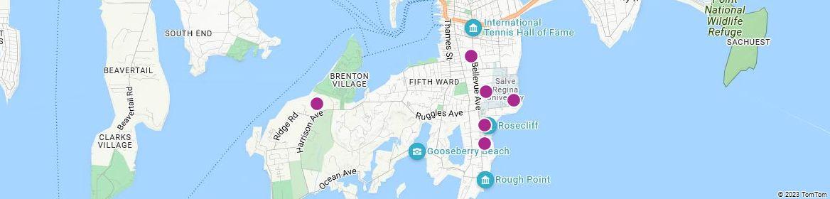Points of Interest - Newport