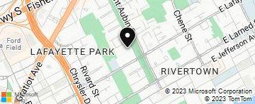 Washington Boulevard Historic District Detroit Mi Bing Maps