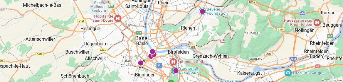 Points of Interest - Basel