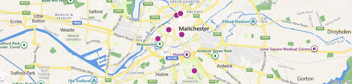 Things to do in manchester england