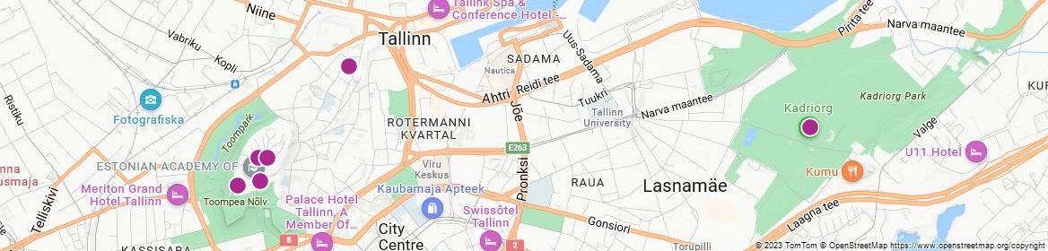 Points of Interest - Tallinn