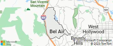 Bel Air Los Angeles Ca Bing Maps