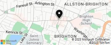 Brighton Center Historic District Boston MA - Bing Maps on