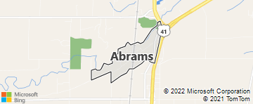 Ams, Wisconsin - Bing Maps on city of middleton wi map, city of kaukauna wi map, city of marinette wi map, city of elkhorn wi map, city of waukesha wi map, city of rhinelander wi map, city of west bend wi map, city of racine wi map, city of shawano wi map, city of superior wi map, city of bayfield wi map, city of muskego wi map, city of wausau wi map, city of green bay wi map, city of fort atkinson wi map, city of la crosse wi map, city of fond du lac wi map, city of waupaca wi map, city of eau claire wi map, city of milton wi map,
