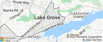 lake oswego oregon map Lake Grove Lake Oswego Or Bing Maps lake oswego oregon map