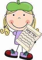 Image result for poem clip art