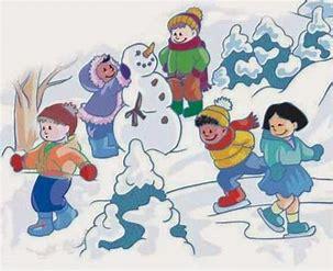 Obraz znaleziony dla: ferie zimowe grafika