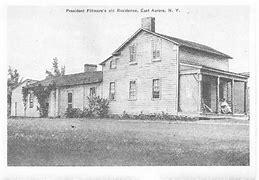 Image result for home of president millard fillmore