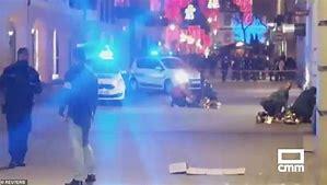 Image result for strasbourg france christmas market shooting