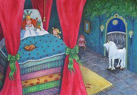 """תוצאת תמונה עבור """"The princess and the pea"""""""