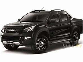 Bilderesultat for isuzu d-max black
