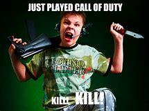 Image result for DANGERS OF VIOLENT VIDEO GAMES ON KIDS