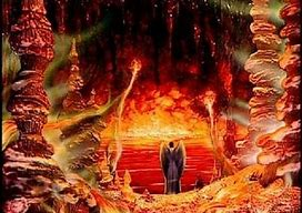 Image result for Satan Cast into Hell