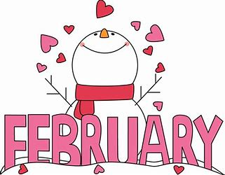 Image result for free february clip art