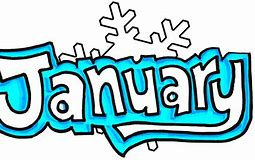 Image result for January Clip Art