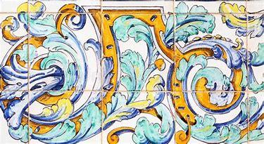 Resultado de imagen de azulejos alcazar sevilla