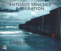 Image result for antonio sanchez lines in the sand