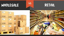 Image result for wholesale vs retail price