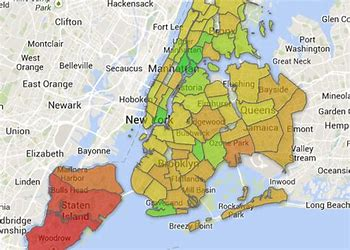 Image result for (https://blogs.ei.columbia.edu/2014/02/06/map-where-are-the-trashiest-new-yorkers/).