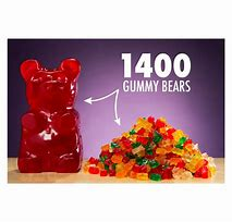 Image result for 5 Pound Gummy Bear