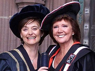 Image result for cilla black and cherie blair images