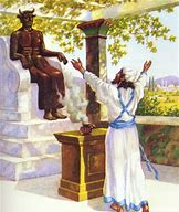 Image result for False Gods in the Bible