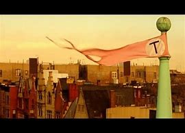 Image result for the t in the flag in the movie the royal tenenbaums
