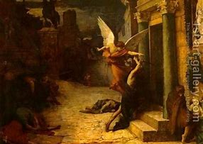 Image result for pics death angel's passover