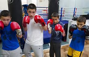 Image result for london boxing day kids