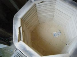 Image result for inside a used electric kiln